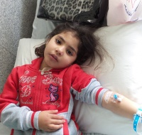 Syrian Girl Has Surgery in Amman