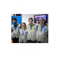Italian Training Mission Arrives in Gaza