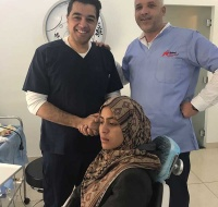 Palestinian Girl Completes Treatment in Jordan