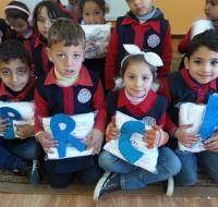 Hygiene Kit Distribution Continues in the West Bank