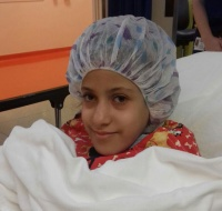 Palestinian Girl Undergoes Surgery in Dallas