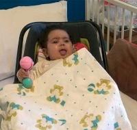 Palestinian Baby Has Life-Saving Surgery in Lebanon