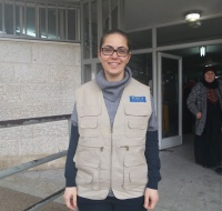 Nephrologist Volunteers to Assess Needs in Palestine