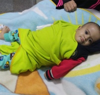 Neurosurgery for Syrian Child in Jordan