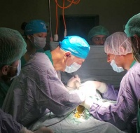 Italian Plastic Surgeons Returns to Gaza