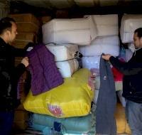 Humanitarian Winter Shipment Arrives into Gaza