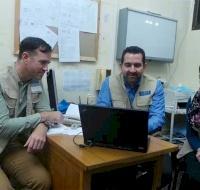 American Spine Surgery Team Volunteers in Nablus