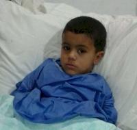 Syrian Child Sponsored for Surgery in Jordan