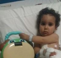 Syrian Baby Has Life-Saving Surgery in Beirut