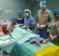 Italian Pediatric Pulmonary Mission Returns to Palestine