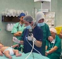 Italian Pediatric Tracheal and Pulmonary Team Starts Surgery