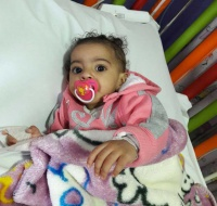 The PCRF Joins with Two Societies to Save a Child's Life