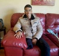 Injured Boy Arrives to Boston for a new Prosthetic Leg