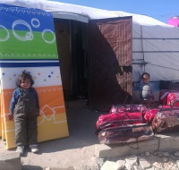 Winter Relief Project for Syrian Refugees in Lebanon