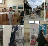 Urgent Relief for Refugees in Ein Hilweh Camp