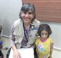 American Pediatrician Returns to Palestine