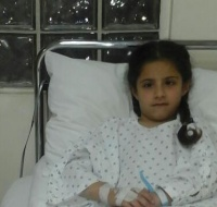 Syrian Refugee Sponsored for Ophthalmic Surgery in Lebanon