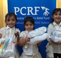 Orphans in Jenin Get Relief
