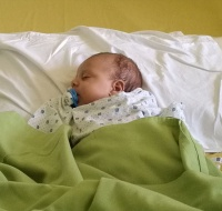 Syrian Child Underwent Surgery in Lebanon