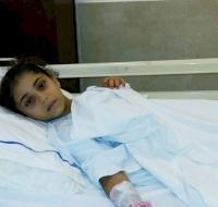 Syrian Girl Sponsored Surgery in Lebanon