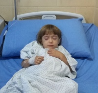 PCRF Sponsors Syrian Boy for Surgery in Lebanon
