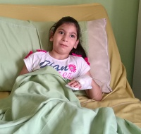 Syrian Girl Underwent Extensive Surgery in Lebanon