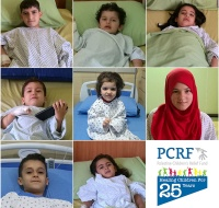 Eight Syrian Refugees Underwent Surgery in Lebanon