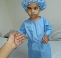PCRF Sponsors surgery for a Syrian Girl in Jordan