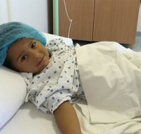 Syrian Refugee Has Surgery in Lebanon