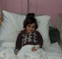Syrian Girl Has Cardiac Treatment in Jordan