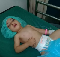 Syrian Refugee Underwent Surgery in Lebanon