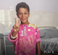 Syrian War Victim Undergoes Surgery in Jordan