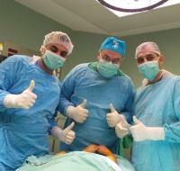 Pediatric Orthopedic Surgeon Completes Mission in Ramallah