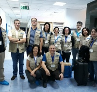 Joint Spanish-Portuguese Cardiac Surgery Team Returns