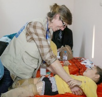 American Orthopedic Team Enters Gaza
