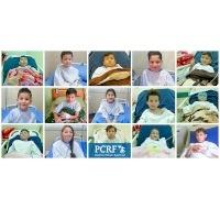 PCRF Sponsors 15 Syrian Children for Surgery