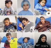 Nine Refugee Children Sponsored for Surgery in Jordan
