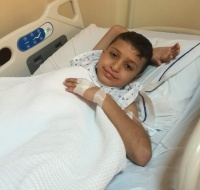 Syrian Refugee Sponsored for Surgery in Lebanon