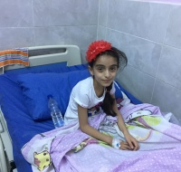 Syrian Refugee Has 2nd Surgery in Jordan