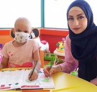 Help Us Tutor Kids with Cancer in Palestine