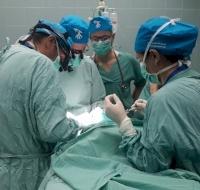 Iberian Surgery Mission Operates in Ramallah
