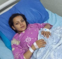 Refugee Girl in Jordan Sponsored for Surgery