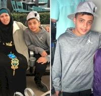 Two Amputees Return Walking to Gaza