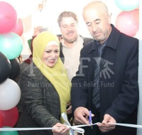 PCRF Launches Humanitarian Project in Nablus