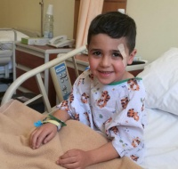 Refugee Sponsored for Surgery in Lebanon