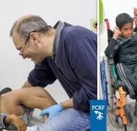 Gaza Boy Sent to Dubai for Treatment