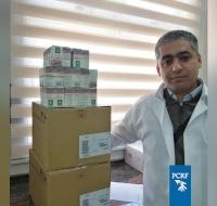 PCRF Provides Urgent Cancer Drugs to Gaza