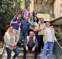 International Cleft Team Returns to Palestine