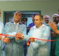 PCRF Opens New OR in Jenin