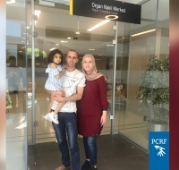 Palestinian Girl Arrives in Turkey for Major Operation